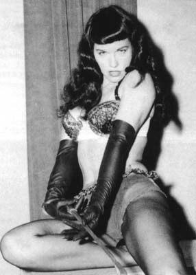 Bettie Page Bettie Page